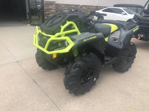 2021 Can-Am ATV OUTLANDER XMR 650 GG 21 for sale at Head Motor Company - Head Indian Motorcycle in Columbia MO