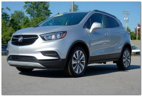 2020 Buick Encore for sale at WHITE MOTORS INC in Roanoke Rapids NC