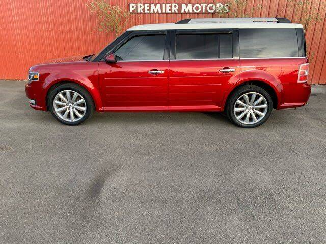 2014 Ford Flex for sale at Premier Motors in Milton Freewater OR