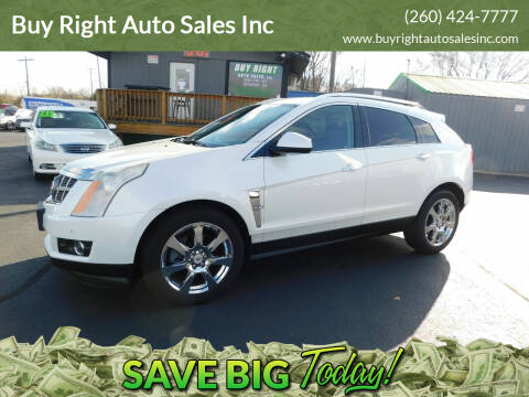 2010 Cadillac SRX for sale at Buy Right Auto Sales Inc in Fort Wayne IN