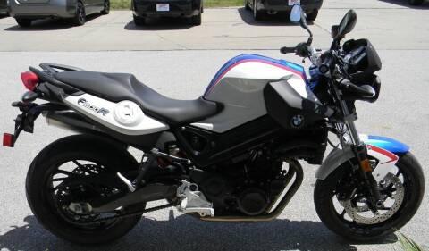 2011 BMW F800R