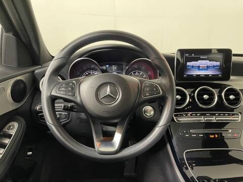 2018 Mercedes-Benz C-Class for sale at CU Carfinders in Norcross GA