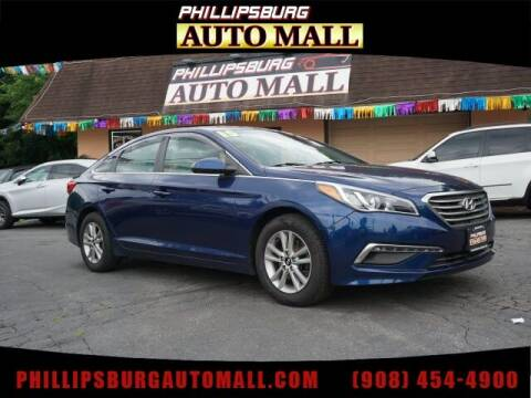 2015 Hyundai Sonata for sale at Phillipsburg Auto Mall in Phillipsburg NJ