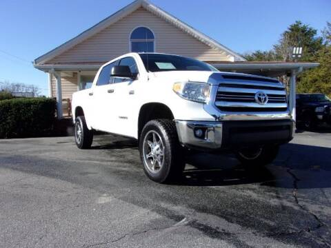 2017 Toyota Tundra for sale at Adams Auto Group Inc. in Charlotte NC