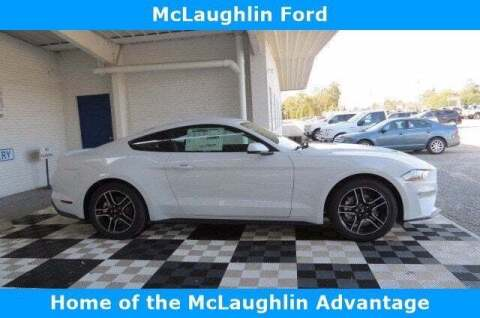 2020 Ford Mustang for sale at McLaughlin Ford in Sumter SC