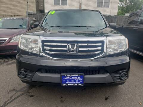 2014 Honda Pilot for sale at JFC Motors Inc. in Newark NJ