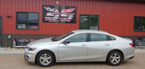 2016 Chevrolet Malibu for sale at SS Auto Sales in Brookings SD
