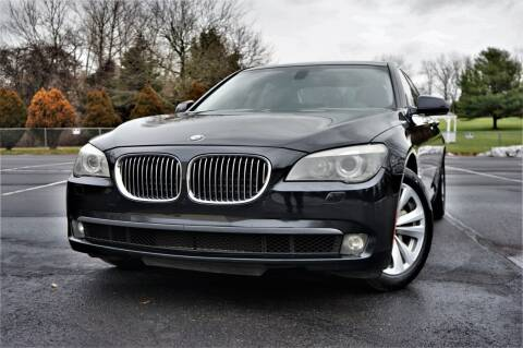 2011 BMW 7 Series for sale at Speedy Automotive in Philadelphia PA