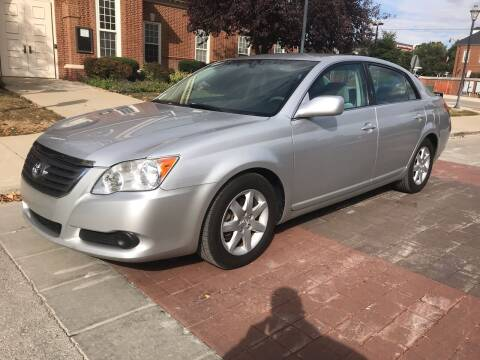 2008 Toyota Avalon for sale at Third Avenue Motors Inc. in Carmel IN