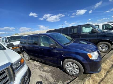 2016 Dodge Grand Caravan for sale at Northwest Van Sales in Portland OR