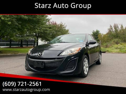 2011 Mazda MAZDA3 for sale at Starz Auto Group in Delran NJ