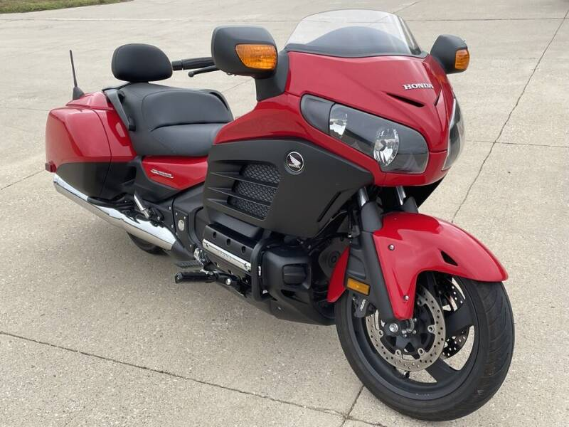 2013 Honda Goldwing for sale at Choice Auto in Carroll IA