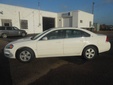 2007 Chevrolet Impala for sale at Salmon Automotive Inc. in Tracy MN