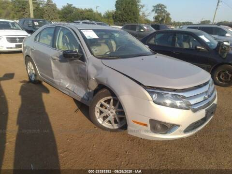 2010 Ford Fusion for sale at Varco Motors LLC - Builders in Denison KS