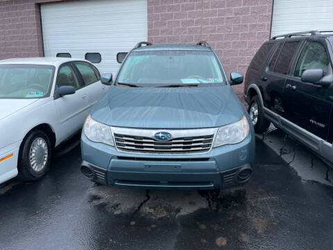 2010 Subaru Forester for sale at 924 Auto Corp in Sheppton PA