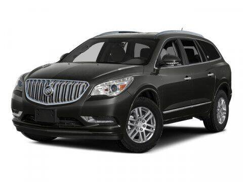 2016 Buick Enclave for sale at BEAMAN TOYOTA - Beaman Buick GMC in Nashville TN