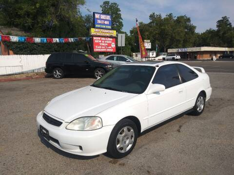 1999 Honda Civic for sale at Right Choice Auto in Boise ID
