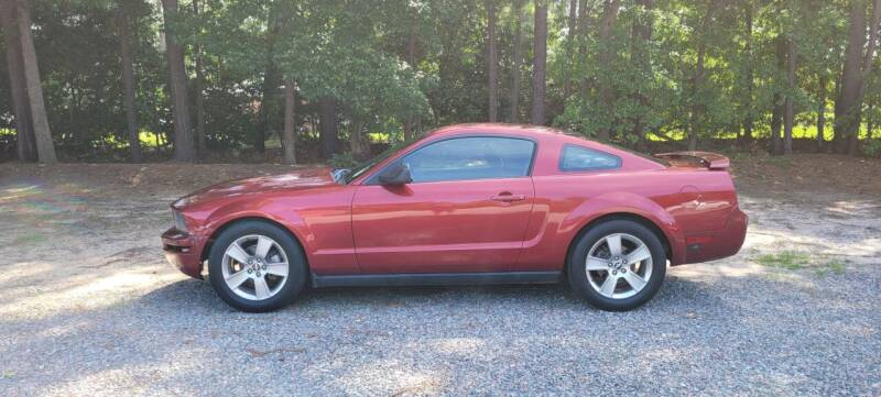 2005 Ford Mustang for sale at Joye & Company INC, in Augusta GA