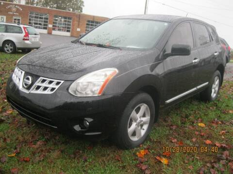 2013 Nissan Rogue for sale at Judy's Cars in Lenoir NC