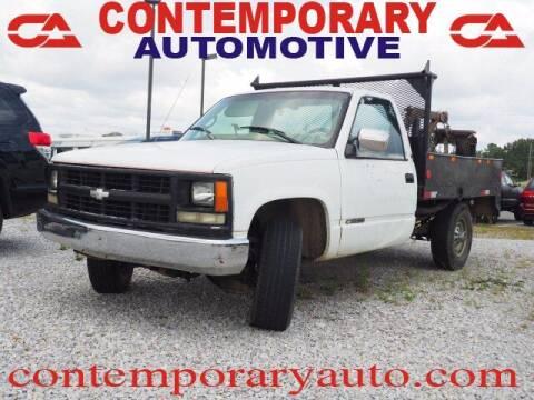 1997 Chevrolet C/K 2500 Series for sale at Contemporary Auto in Tuscaloosa AL