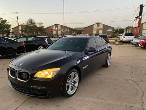 2011 BMW 7 Series for sale at Car Gallery in Oklahoma City OK