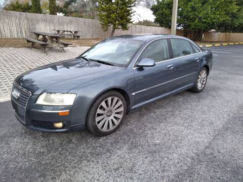 2007 Audi A8 L for sale at Low Price Auto Sales LLC in Palm Harbor FL