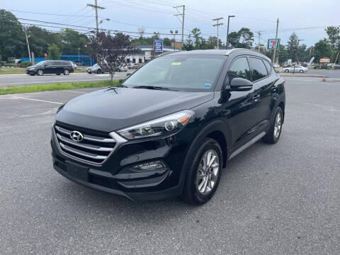2018 Hyundai Tucson for sale at Mr. Minivans Auto Sales - Priority Auto Mall in Lakewood NJ