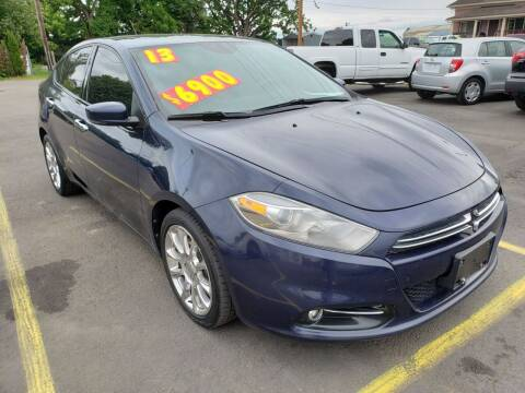 2013 Dodge Dart for sale at Low Price Auto and Truck Sales, LLC in Salem OR