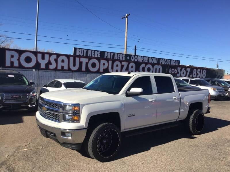 2014 Chevrolet Silverado 1500 for sale at Roy's Auto Plaza 2 in Amarillo TX