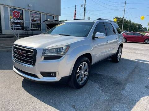 2016 GMC Acadia for sale at Bagwell Motors in Lowell AR