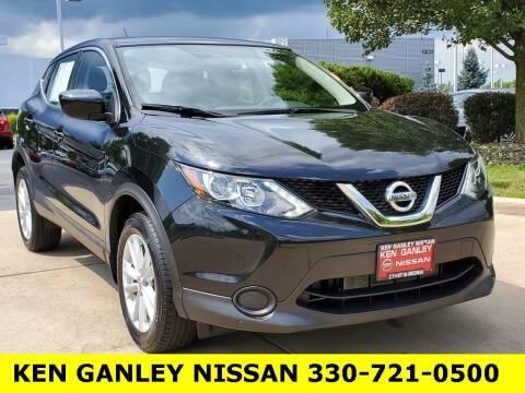 2018 Nissan Rogue Sport for sale at Ken Ganley Nissan in Medina OH