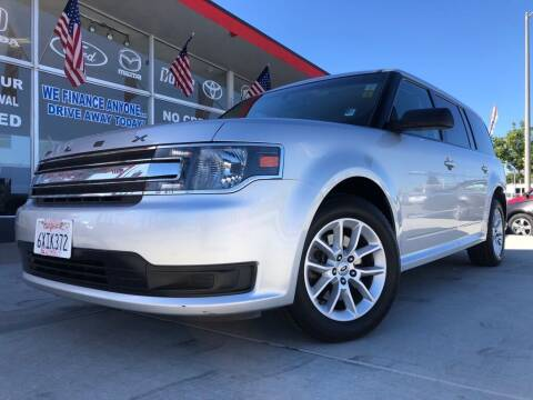 2013 Ford Flex for sale at VR Automobiles in National City CA