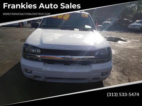 2008 Chevrolet TrailBlazer for sale at Frankies Auto Sales in Detroit MI