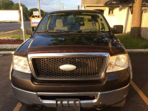 2007 Ford F-150 for sale at Luxury Cars Xchange in Lockport IL