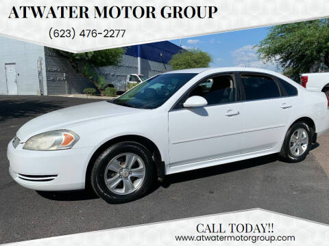 2013 Chevrolet Impala for sale at Atwater Motor Group in Phoenix AZ