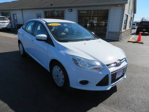 2014 Ford Focus for sale at Tri-County Pre-Owned Superstore in Reynoldsburg OH