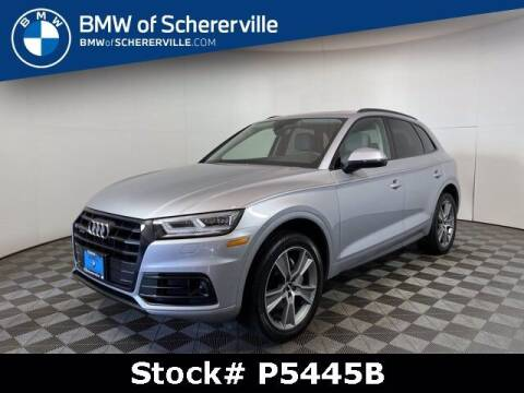 2020 Audi Q5 for sale at BMW of Schererville in Shererville IN
