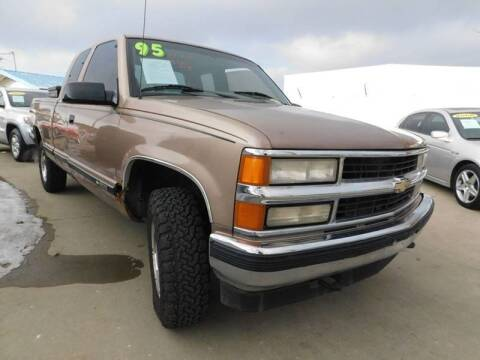 1995 Chevrolet C/K 1500 Series for sale at AP Auto Brokers in Longmont CO