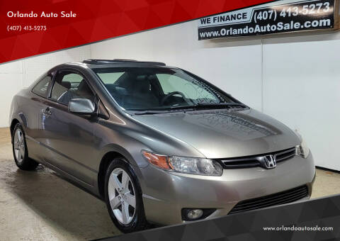 2007 Honda Civic for sale at Orlando Auto Sale in Orlando FL