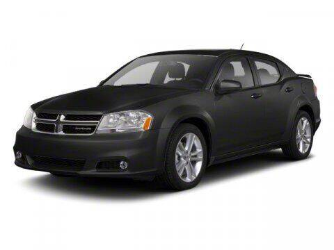 2013 Dodge Avenger for sale at BEAMAN TOYOTA in Nashville TN