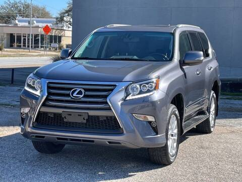 2018 Lexus GX 460 for sale at Strait Motor Cars Inc in Houston TX
