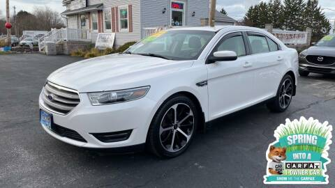 2015 Ford Taurus for sale at RBT Automotive LLC in Perry OH