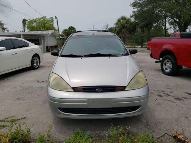 2001 Ford Focus SE 4dr Wagon - Bonita Springs FL