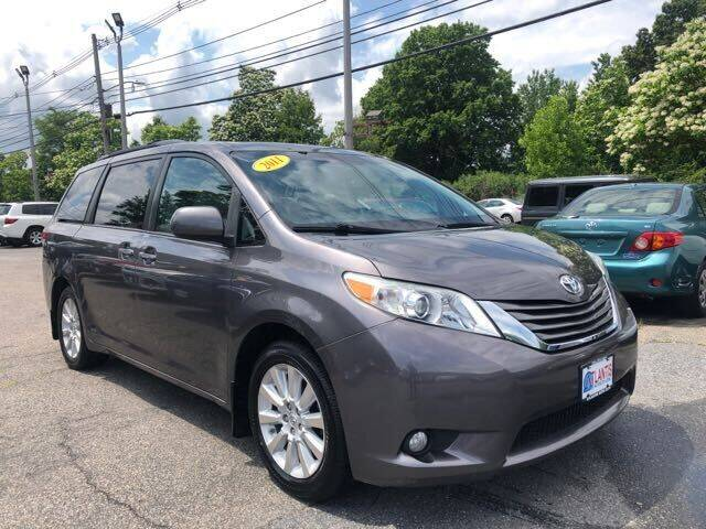 2011 Toyota Sienna for sale in Framingham, MA
