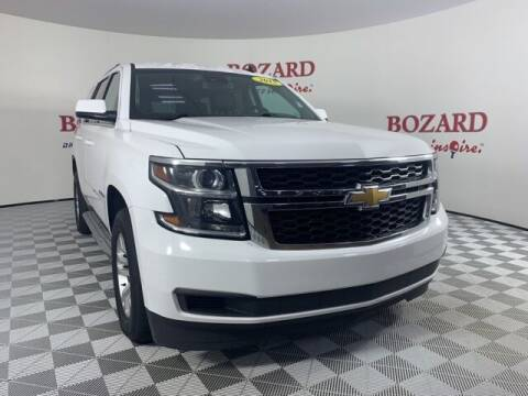 2015 Chevrolet Tahoe for sale at BOZARD FORD in Saint Augustine FL