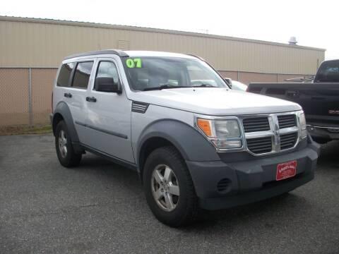 2007 Dodge Nitro for sale at Lloyds Auto Sales & SVC in Sanford ME