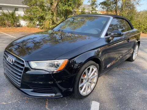 2015 Audi A3 for sale at GOLD COAST IMPORT OUTLET in St Simons GA