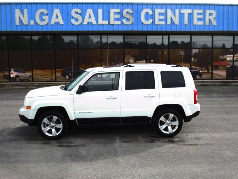 2015 Jeep Patriot for sale at NORTH GEORGIA Sales Center in La Fayette GA