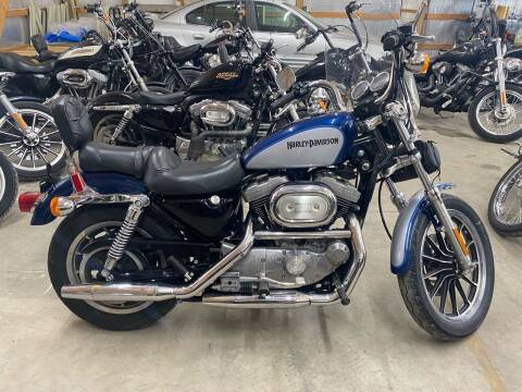 2000 Harley Davidson Sportster 1200 for sale at CarSmart Auto Group in Orleans IN