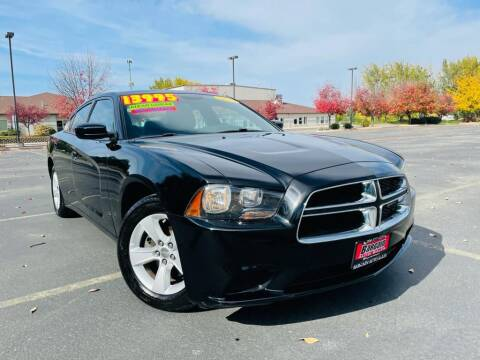 2014 Dodge Charger for sale at Bargain Auto Sales LLC in Garden City ID